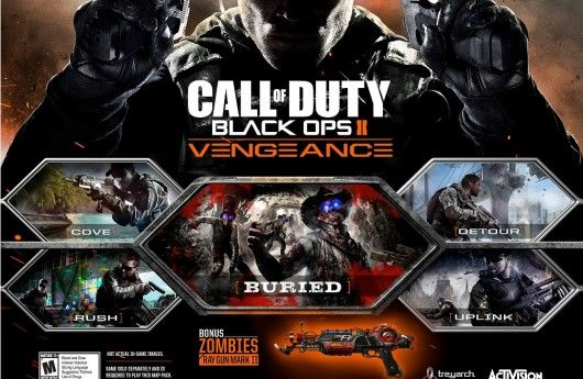 Call of Duty Black Ops II Map Pack Overview  Gamers  Pinterest