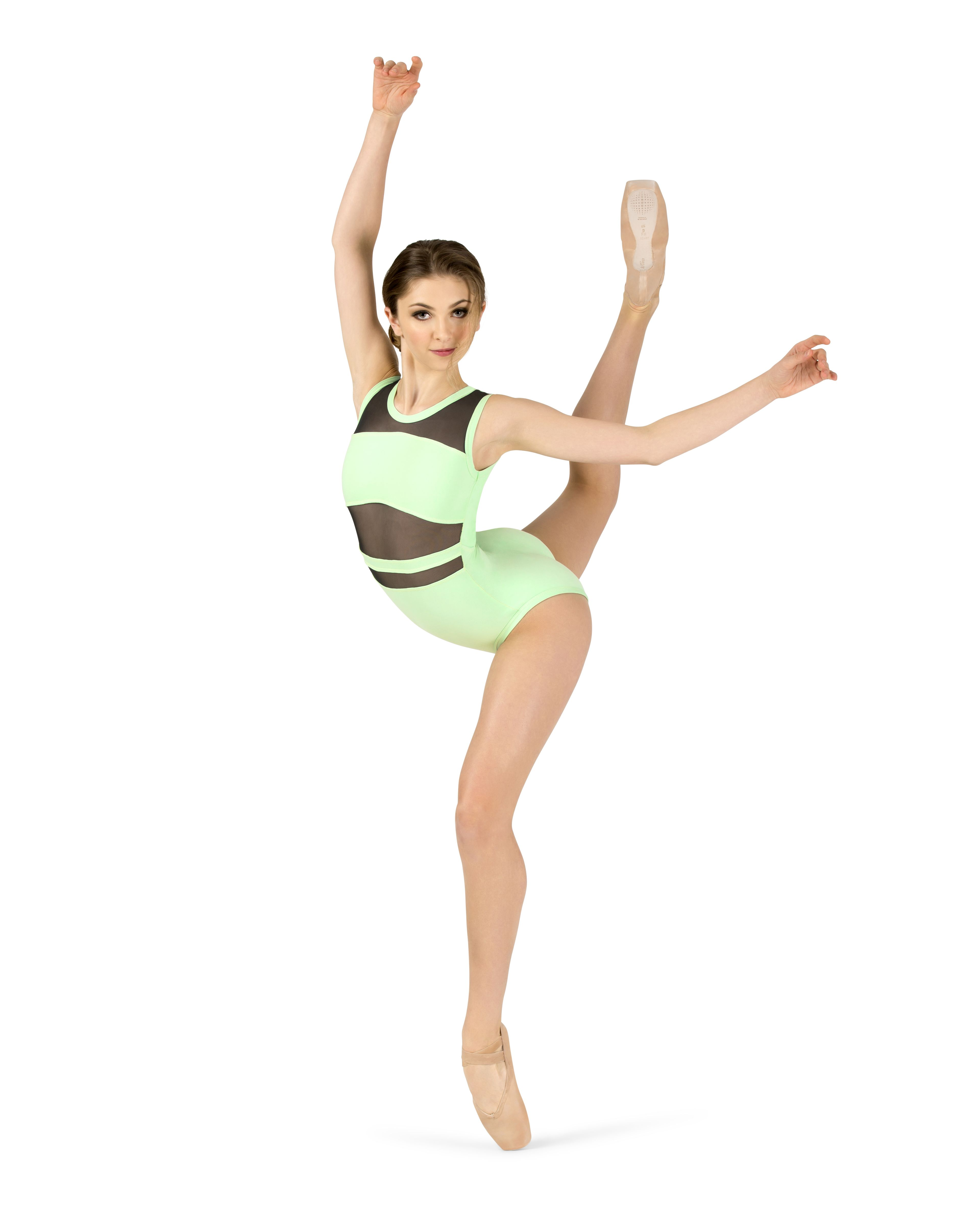 696507d0e5 Experience high-quality workmanship with beautifully detailed and  constructed Ella leotards. Leotard features tank