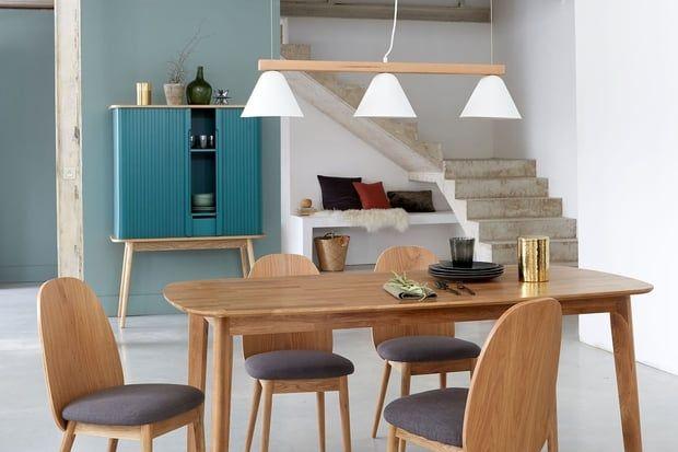 Bleu sur bleu escaliers en 2018 Pinterest Dining room, Living