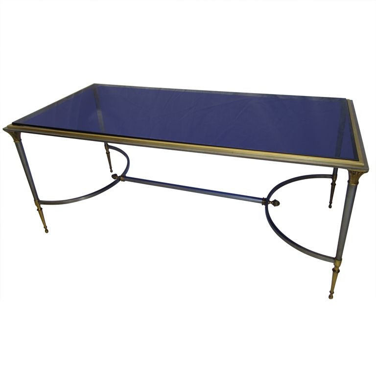 Maison Jansen Coffee Table Table Coffee Table Colorful Furniture