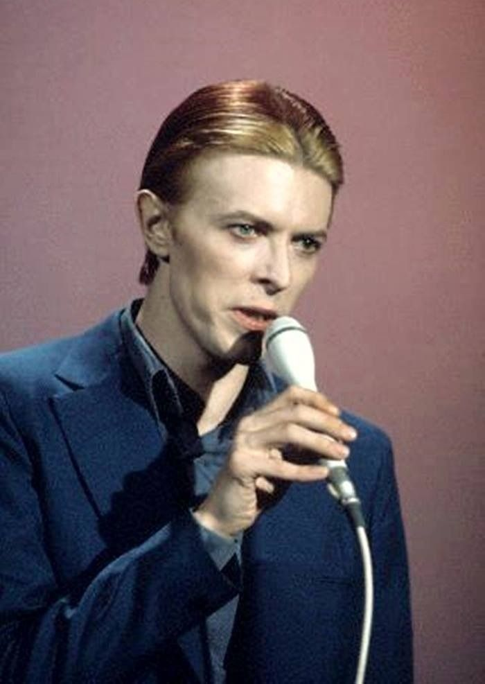 Thin White Duke #Bowie
