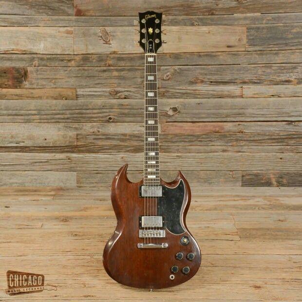 1975 Gibson SG Standard Cherry