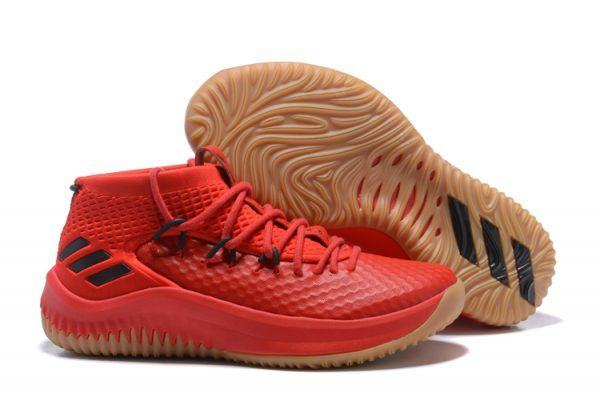 2018 Adidas Dame 4 YOTD Basketball Sneakers For Sale – New Yeezy Boost a9c56b736