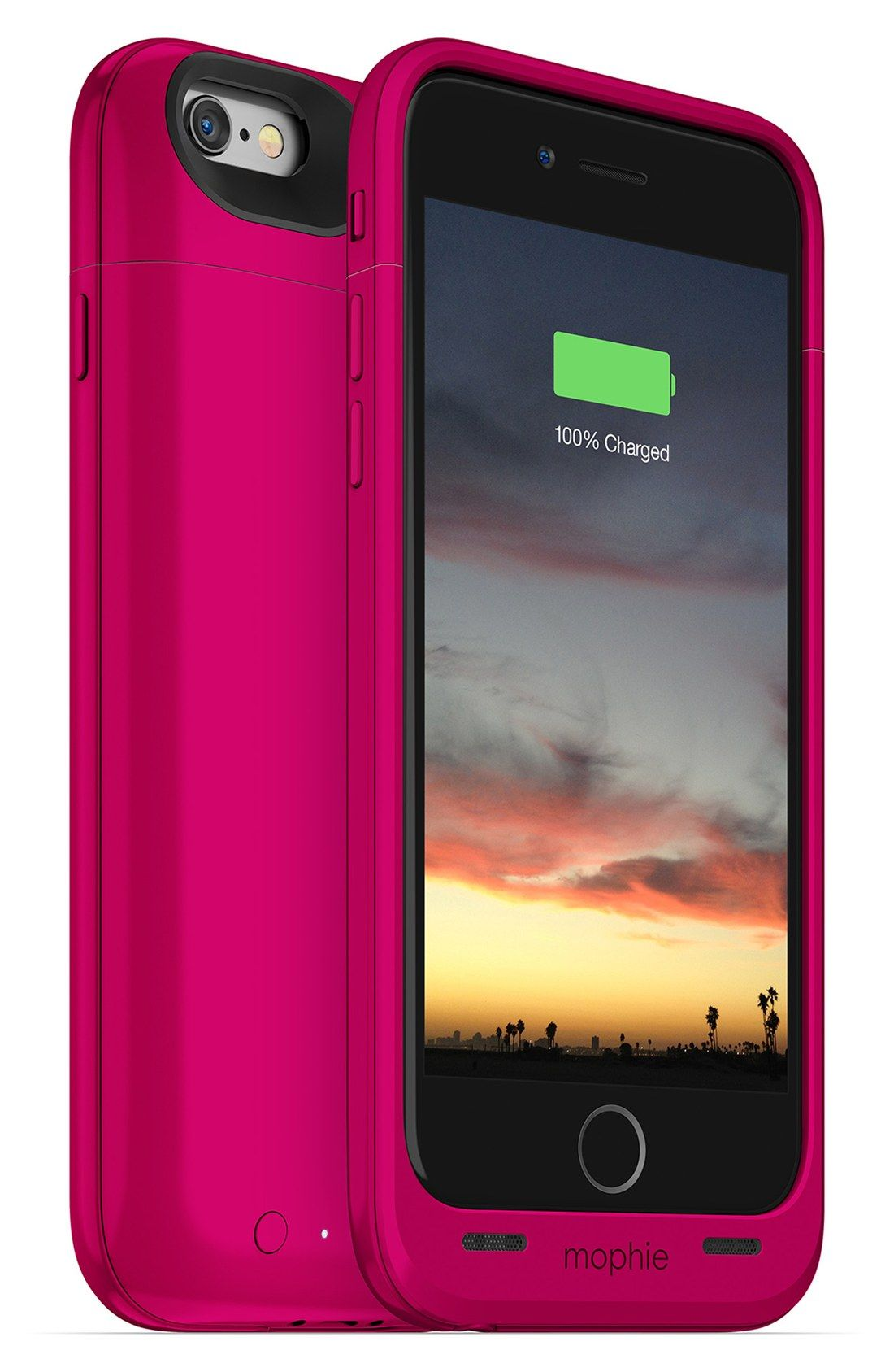 free shipping 8845b 9c20e mophie 'juice pack air' iPhone 6 & 6s charging case | Gifts | Iphone ...