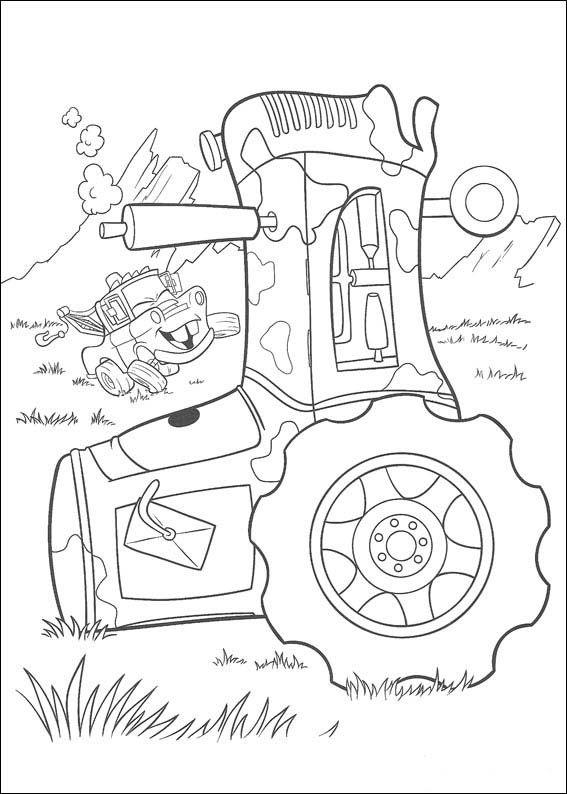 cars 54 ausmalbilder für kinder malvorlagen zum