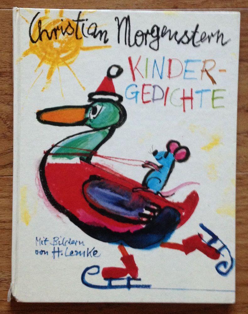 KINDERGEDICHTE von Christian Morgenstern | Kinderbücher ...