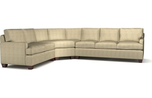 Drexel Heritage Upholstery Holloway Sectional