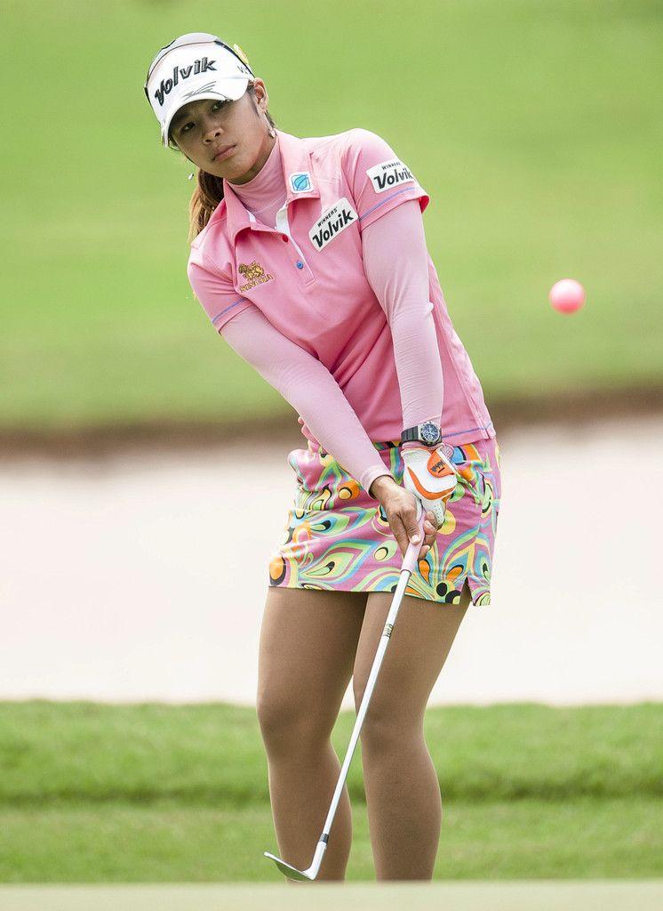 Pornanong Phatlum Golf Pinterest Golf, Golf attire