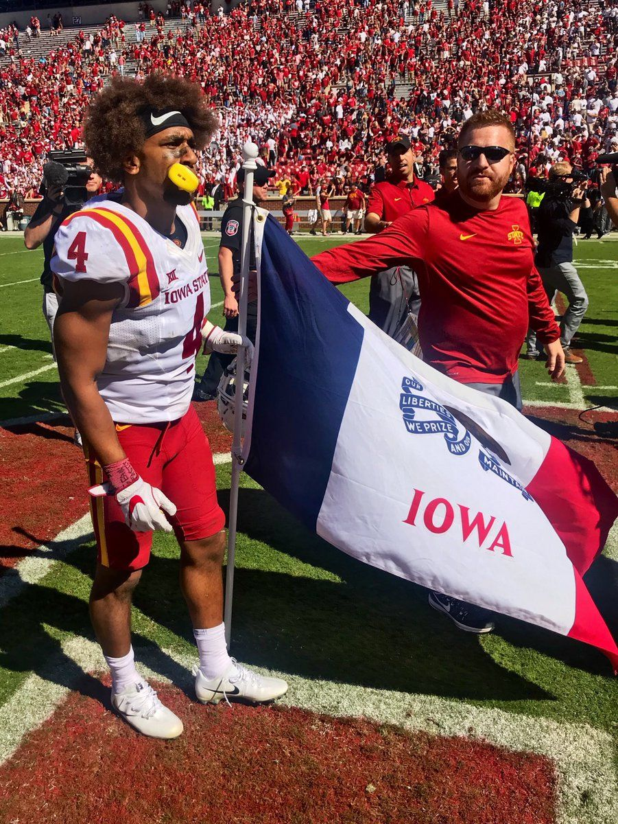 Account Suspended Ncaa football, Sooners, Cyclone