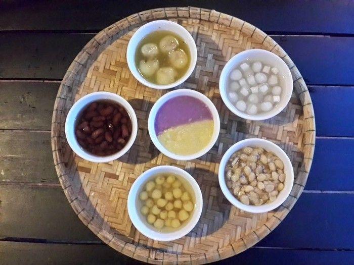 Sweet soup in Hue