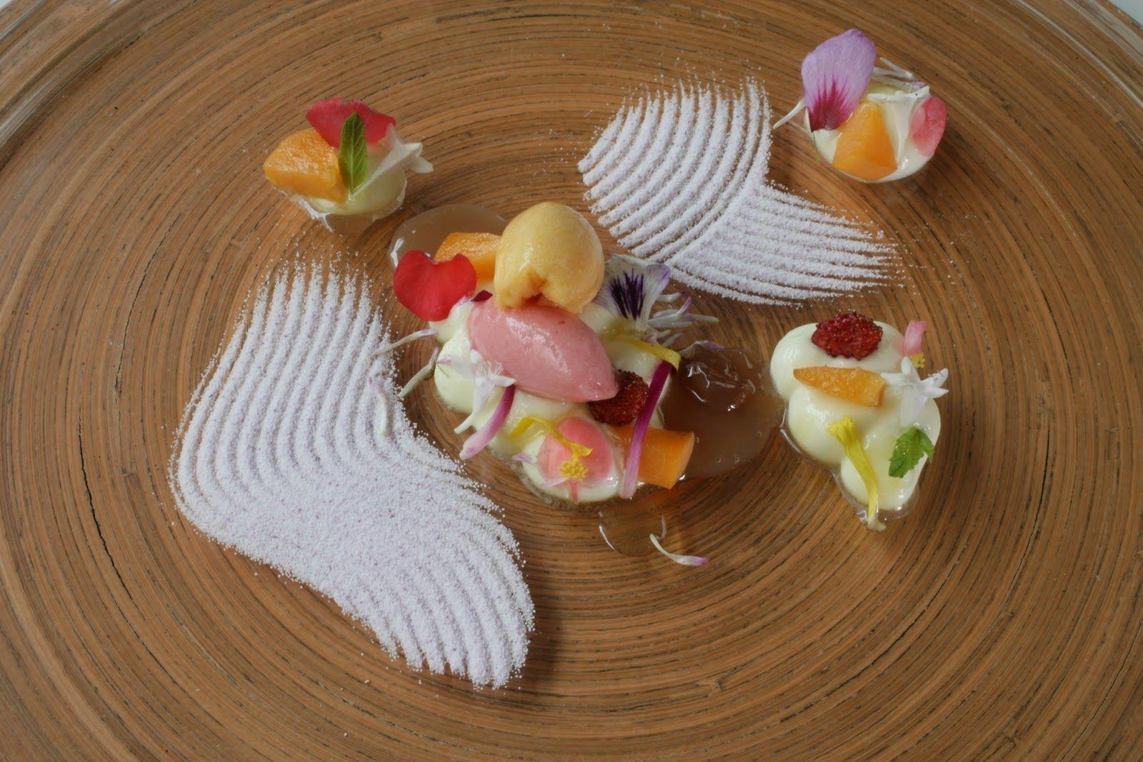 Cocina Creativa: LOS PERFUMES COMESTIBLES de JORDI ROCA  edible perfume dish