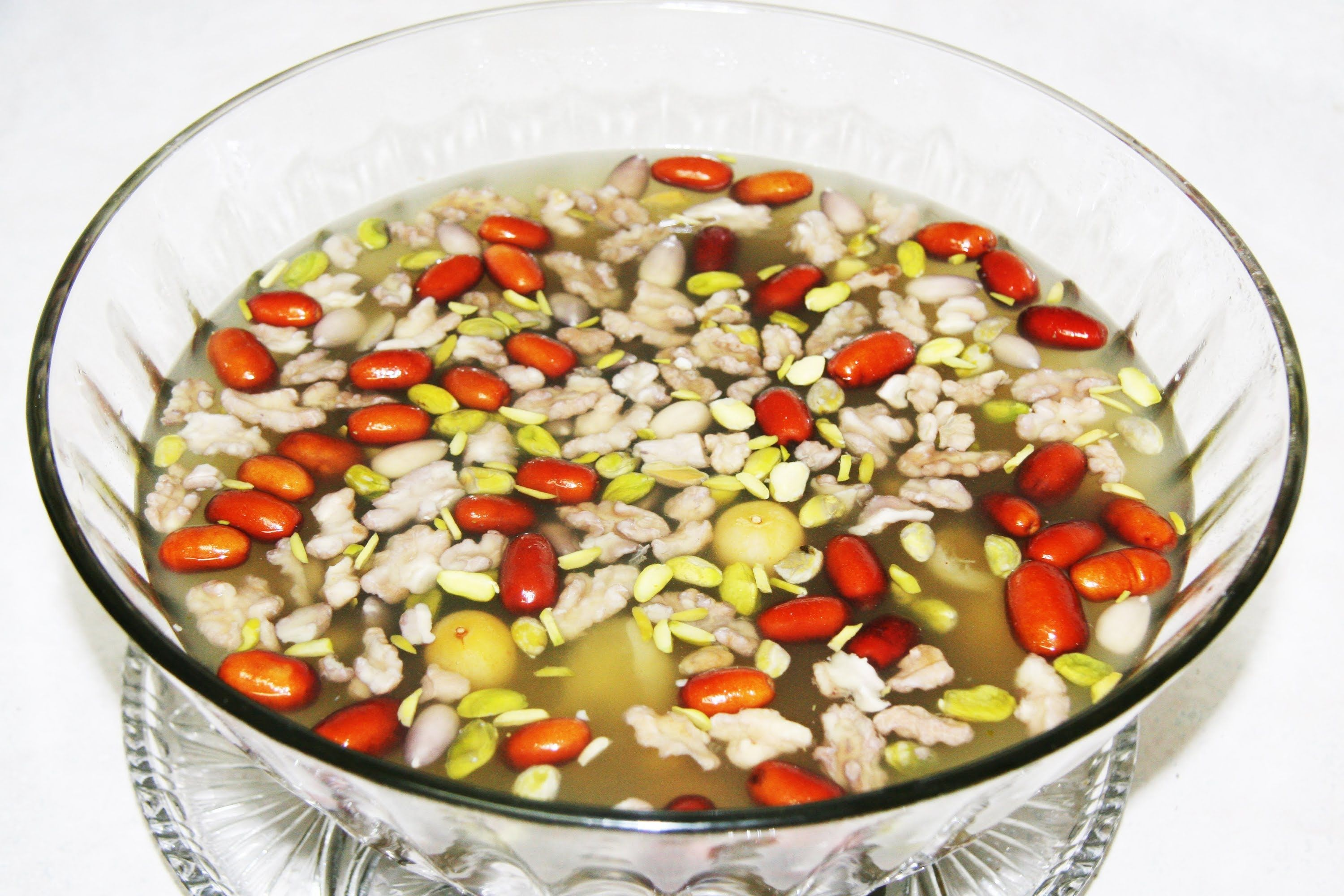 Haft Mewa Dried Fruit Compote Afghan New Year Recipe Fruit