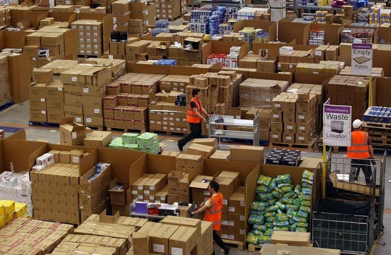 جرد المخازن انواع و نموذج جرد المخازن وسياسات مراقبة المخزون Warehouse Design Warehouse Amazon