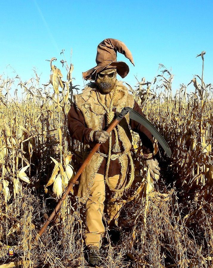 Evil Scarecrow Costume Scarecrow of The Corn!... Coolest