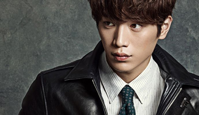 T.I For Men F/W 2014 Ad Campaign Feat. Seo Kang Joon