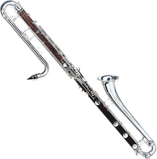 This is the same Selmer BB♭ contrabass clarinet without its case.