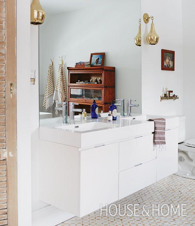 Re Tiling A Bathroom Floor: Top 10 Gorgeous Graphic Floor Tile Ideas