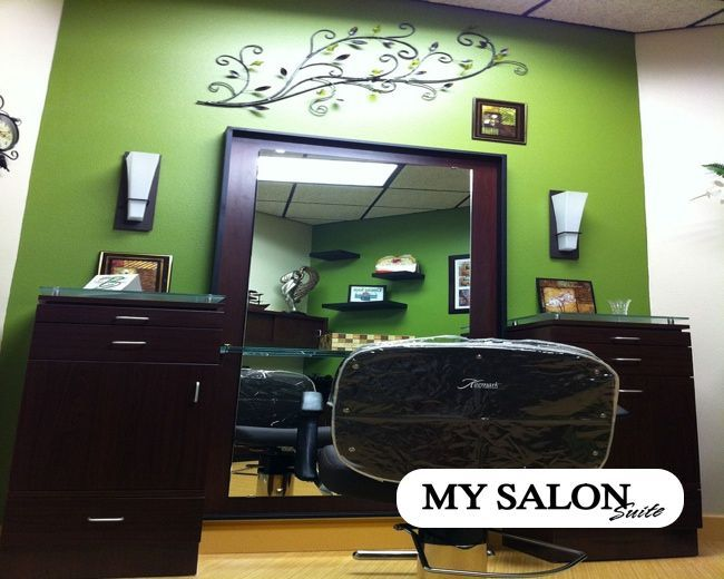 Hair Salon Suite Decor Choose Your Color And We Ll Paint Your