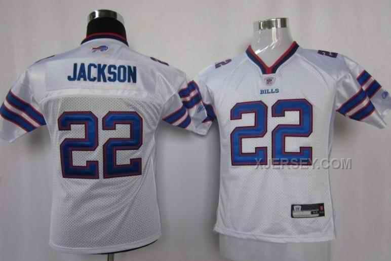 http://www.xjersey.com/bills-22-jackson-white-kids-jerseys.html Only$34.00 BILLS 22 JACKSON WHITE KIDS JERSEYS Free Shipping!