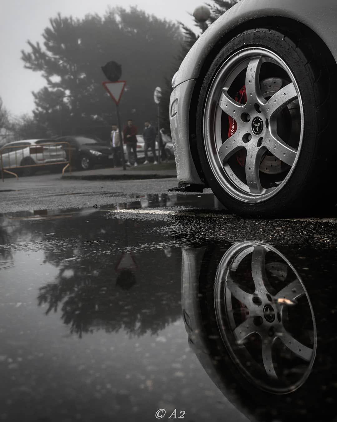 💧✨The rain Song.✨💧 🚗:@dsm_eclipse_white_forged_ . #mitsubishi #eclipse #mitsubishieclipse #mitsu #4g63  #eclipsegsx #dsm #4g63t #evo #rays #photographyamateur #photo #photographer #photocar #photooftheday #jdmlife #jdm #rain #dark #reflection #mirror