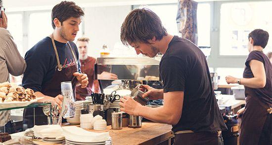 Allpress Espresso - Specialty coffee roaster & cafe