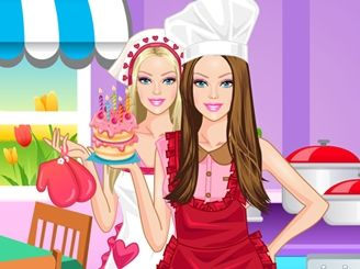 Play Chef Barbie Dress Up On Http Www Barbie Games Com Chef