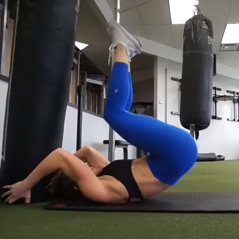 Pin By Leslie Hutchinson On Women S Fitness Video Fitness Body Abs Workout Exercise