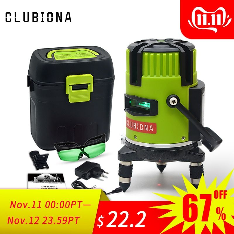 Cheap Laser Level Buy Quality Line Laser Level Directly From China Laser Level Leveling Suppliers Clubiona Green And Red Beam Li Laser Levels Red Beam Rotary