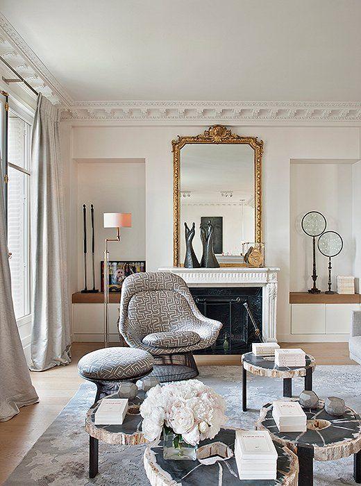 10 Secrets to Decorating Like a Parisian Parisians, Interiors and