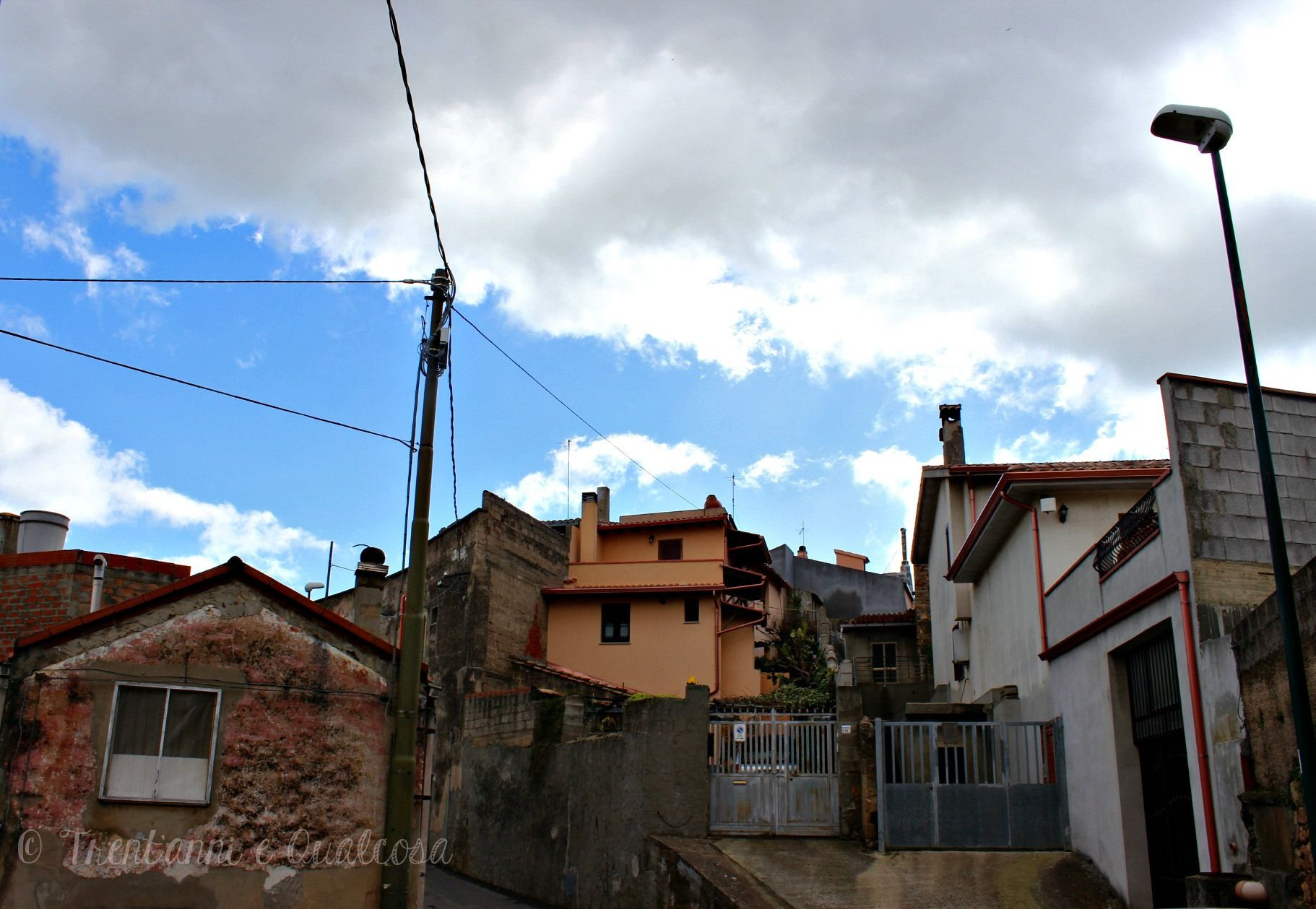 Easter Sky in my town ©trentanniequalcosa