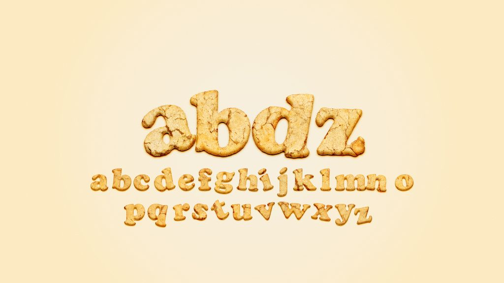 Yummy Cookies Typography in Photoshop | Abduzeedo Design Inspiration & Tutorials