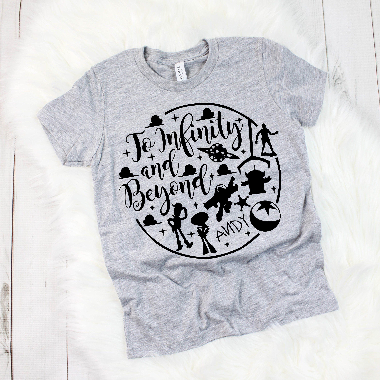 15ca36821 To Infinity and Beyond Shirt Disney Shirt Toy Story Shirt Disney Vacation Shirt  Toy Story Disney Shirt Buzz Lightyear Shirt Woody Shirt by LoveBackDesigns  ...
