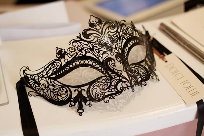 Beautiful Masquerade Masks