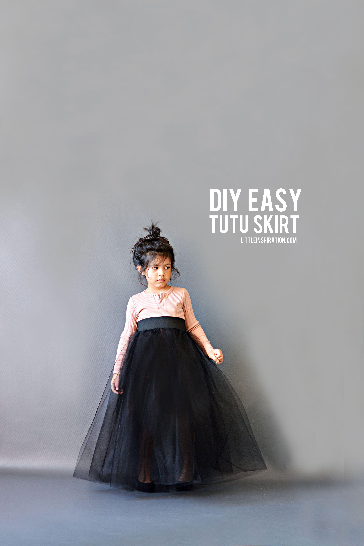 Diy Easy Long Tutu Skirt Diy Tulle Skirt Girls Tulle Skirt Diy Tutu Skirt