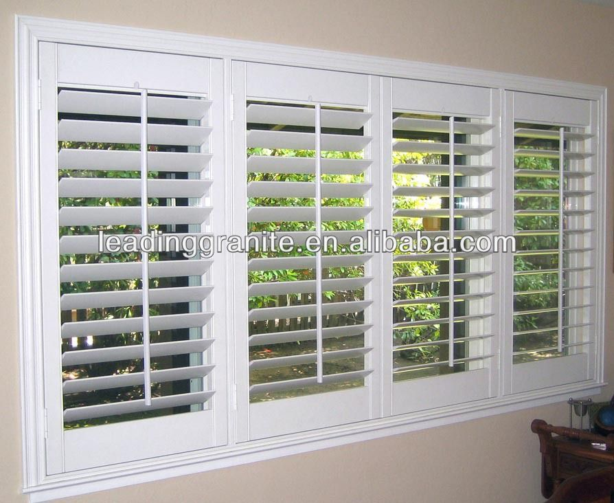 Decorative Indoor Window Shutters 60 120 Window Shutters
