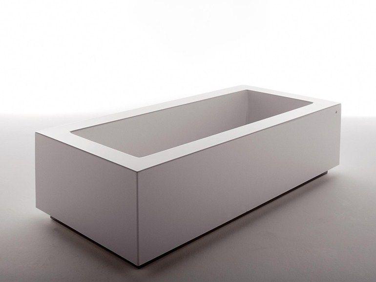 Bañera Rectangular GRANDE By Kos By Zucchetti Diseño