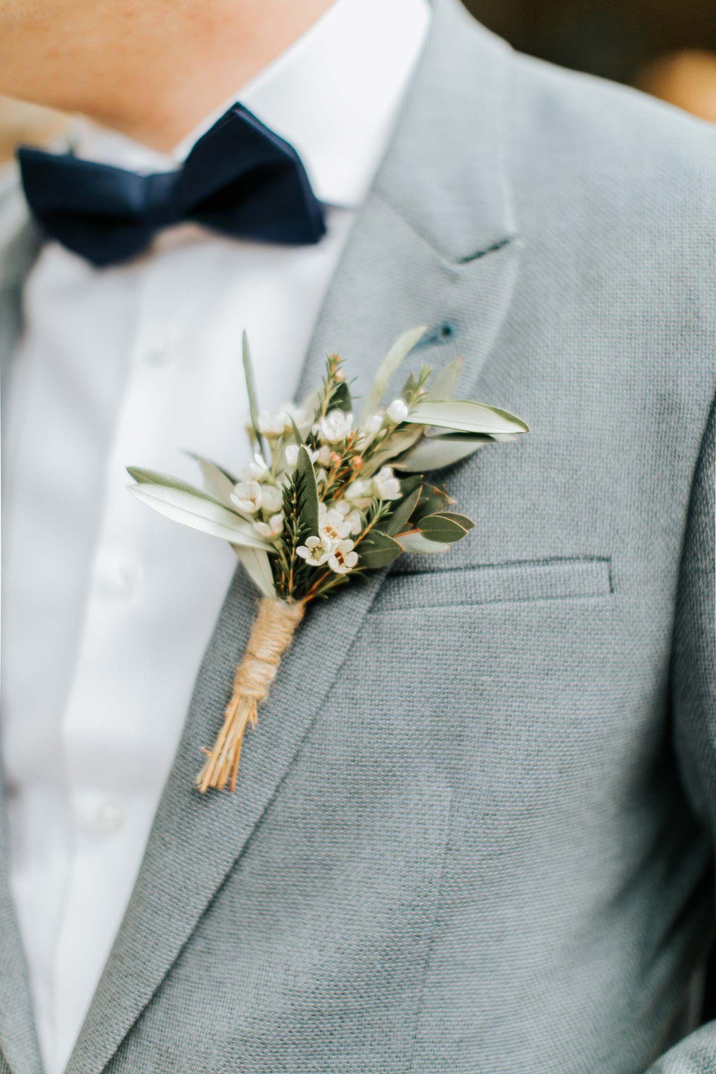 Anja Schneemann Scheunen Hochzeit Anstecker Hochzeit Blumenstrauss Hochzeit
