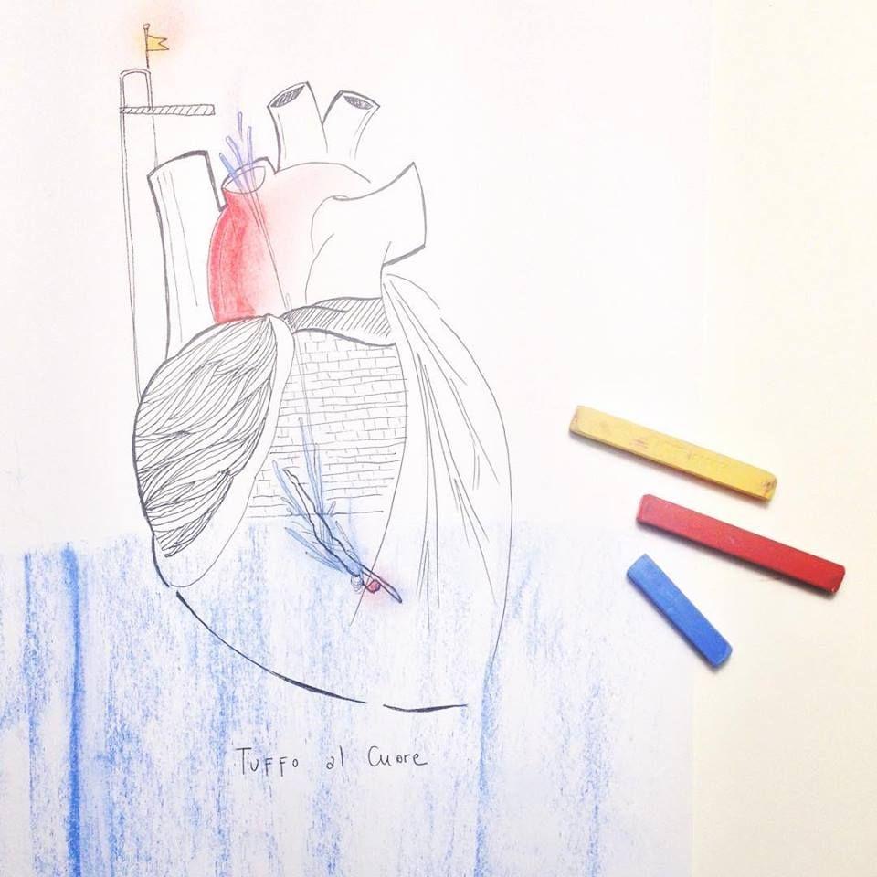 N.1 - Tuffo al cuore / Skipped heartbeat