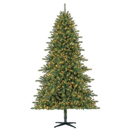 Holiday Time 75ft Pre-Lit Milford Pine Quick Set Artificial