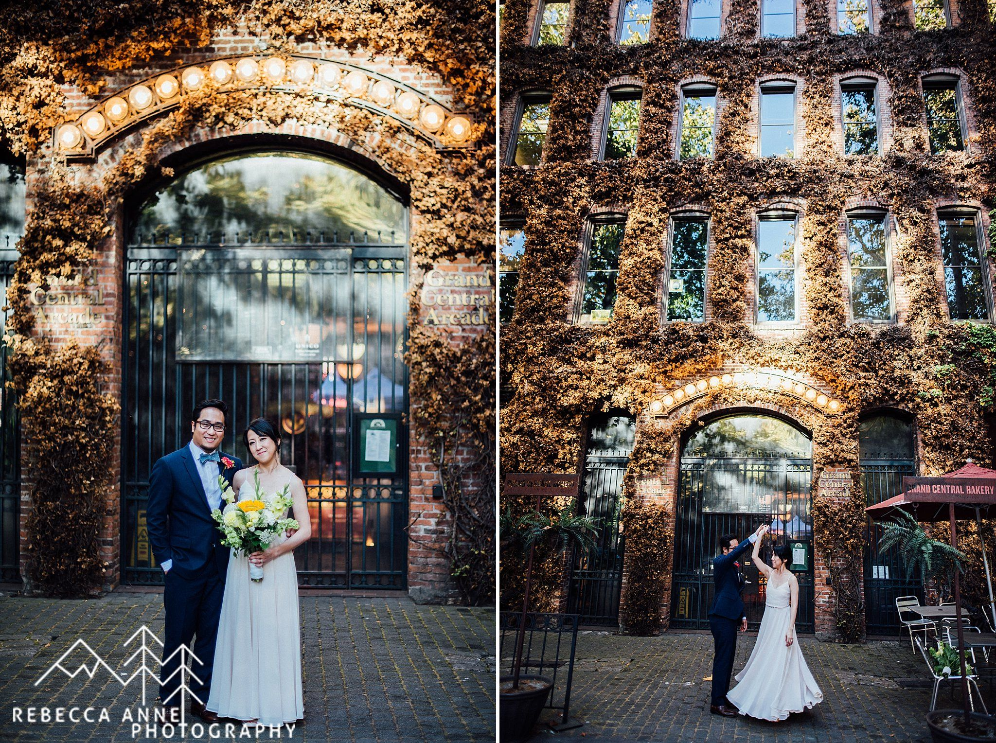Downtown Seattle Courthouse Elopement Helena Sothea Downtown Seattle Seattle Wedding Photography Seattle Wedding Photographer