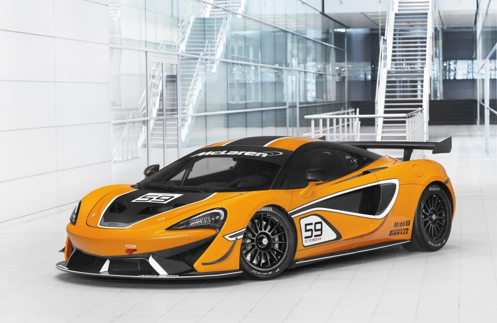 Pure Mclaren One Make Race Series Gets Off To A Successful Start