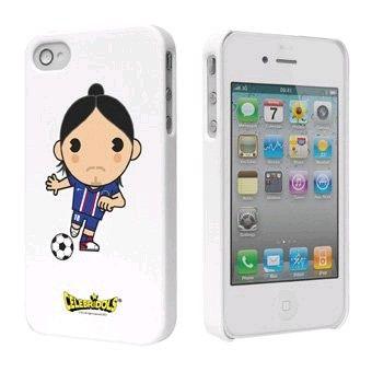 Coque iPhone 4/4S Zlatan sur www.etui-iphone.com #coque #iphone4 #foot
