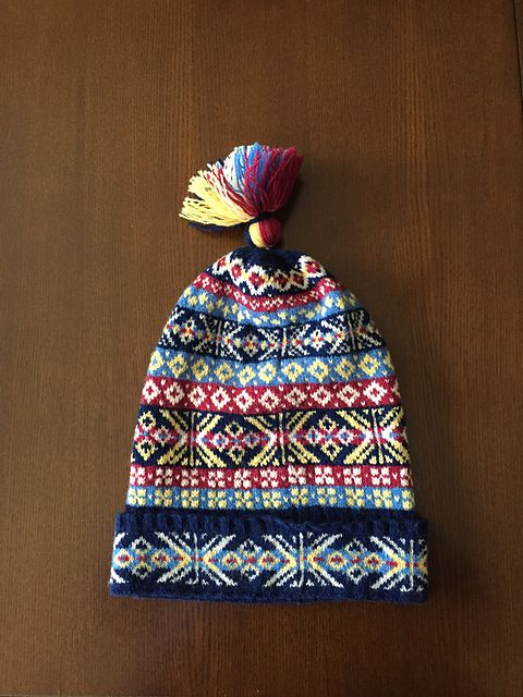 Ravelry: Sparkleecat\'s Fisherman\'s Kep   Knitting   Pinterest ...