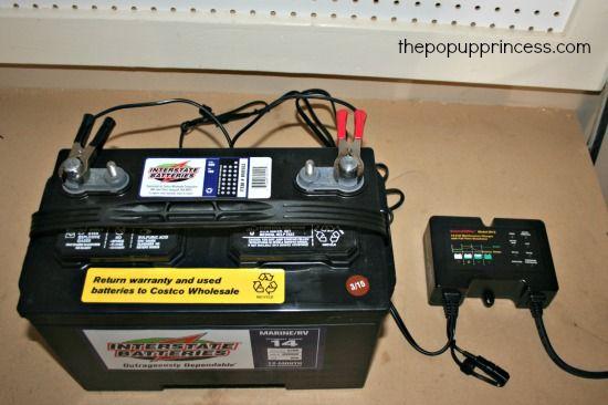 Pop Up Camper Battery Maintenance  Page 2 of 2 | Pop Up