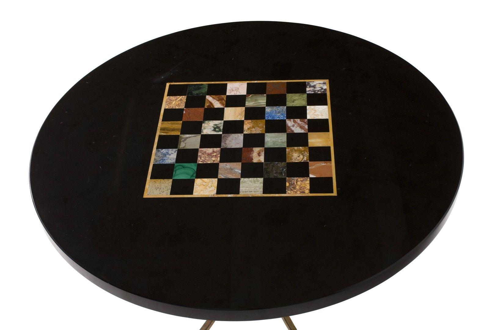 Tavolo Scacchiera ~ Tavolo da salotto con scacchiera paci marmi arredo pinterest
