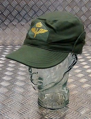 Genuine swedish army green m59  combat fatigue  base-ball cap  9894a6d5f82d