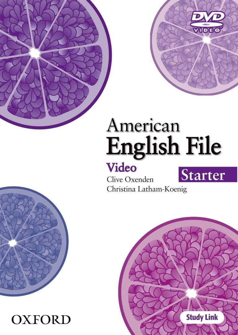 Check Out Our New Product American English File Starter Dvd Cod