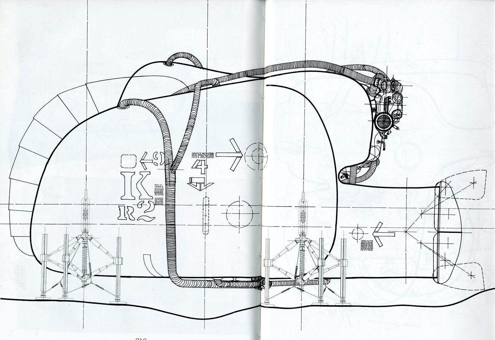 Living Pod Architect David Greene Archigram