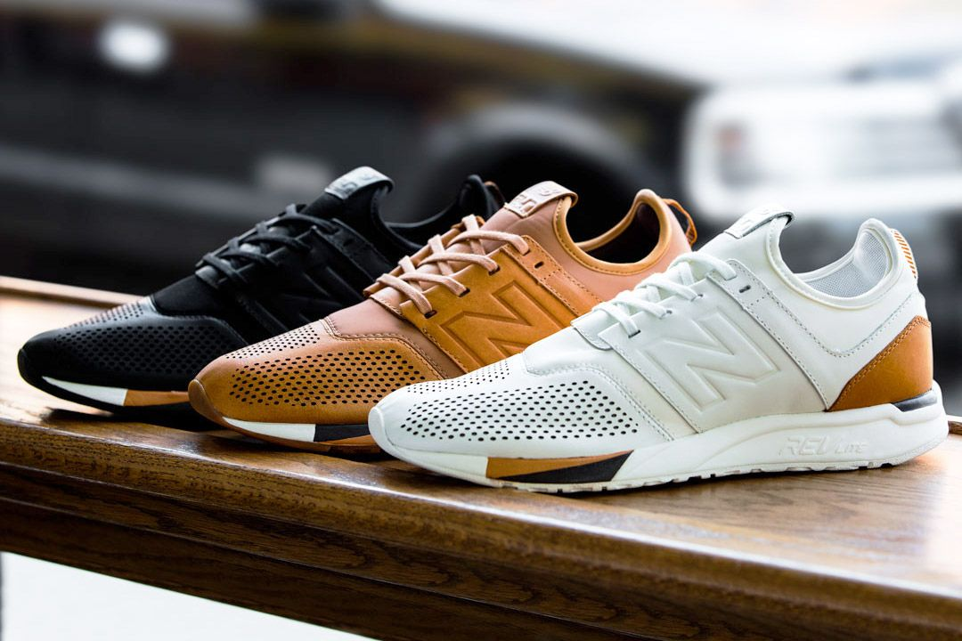 New Balance Creates The Perfect 24 7 Companion With New 247 Luxe Model Highsnobiety Luxury Sneakers Sneakers Men Shoes Mens