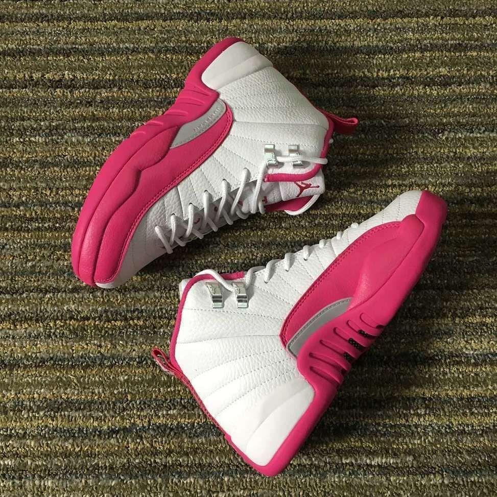 Jumpman6688 on instagram jordan 12 pink valentines day